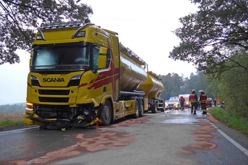Feuerwehr Bernhardswald